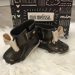 Mini Melissa Mini Sugar Rain Boots